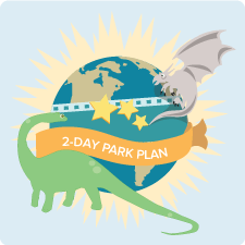 Universal Orlando 2-Day Park-to-Plan Plan