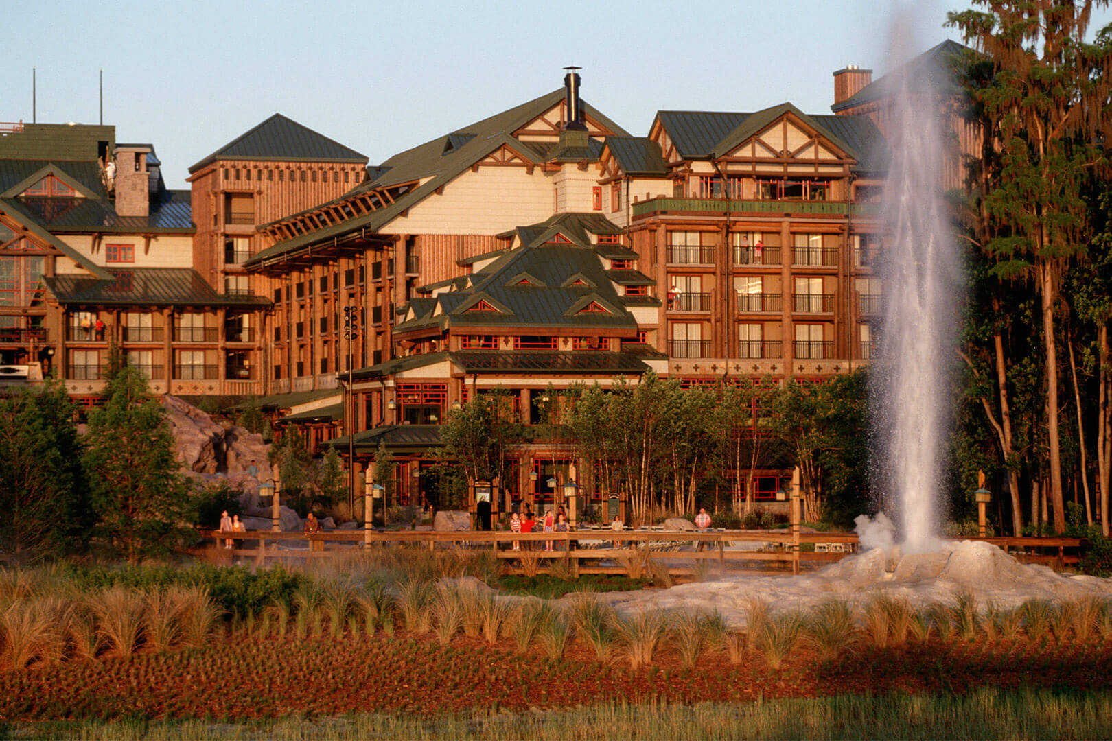 Disney S Wilderness Lodge Walt Disney World Undercover