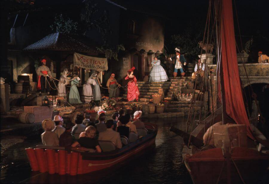 Pirates Of The Caribbean Disney Discount Tickets