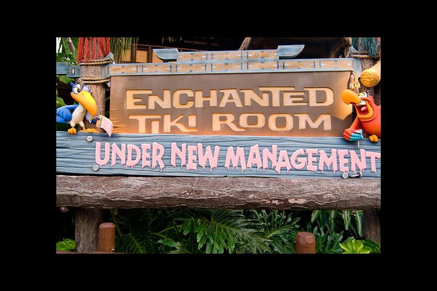 Walt Disney's The Enchanted Tiki Room