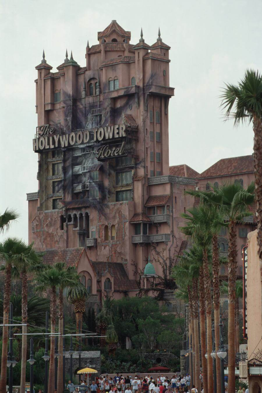 The Twilight Zone Tower of Terror™ Attraction