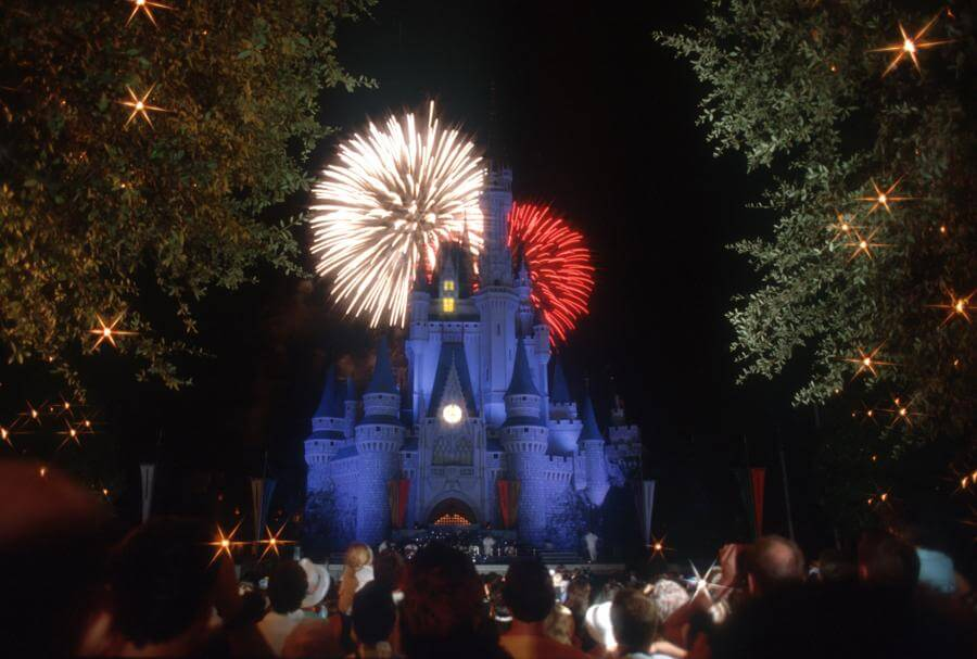 Wishes Nighttime Spectacular